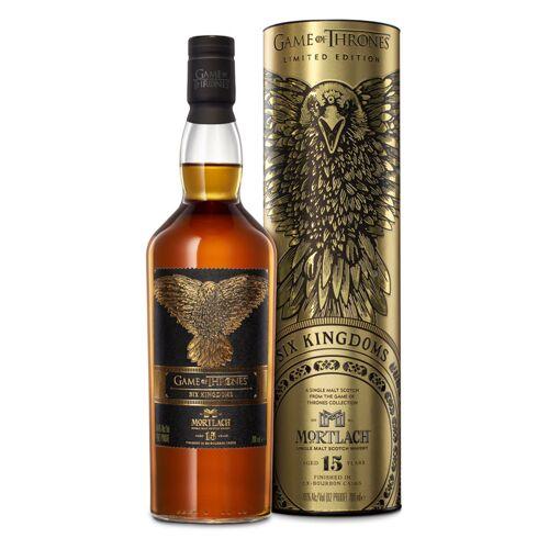 Mortlach 15 Jahre GoT Whisky Six Kingdoms (46 % vol., 0,7 Liter)