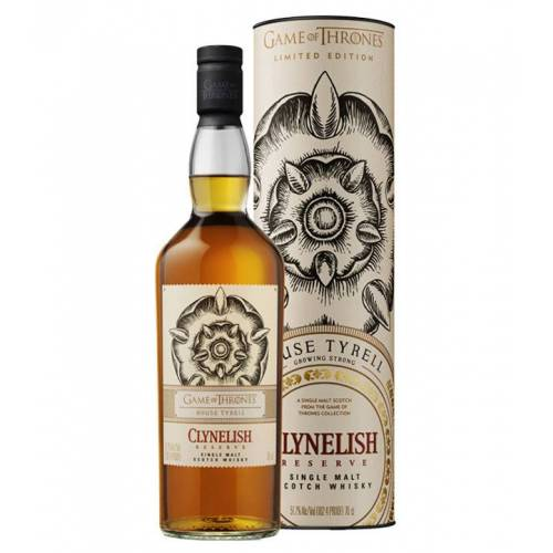 Clynelish Distillery Clynelish Reserve GoT Whisky House Tyrell (51,2 % vol., 0,7 Liter)