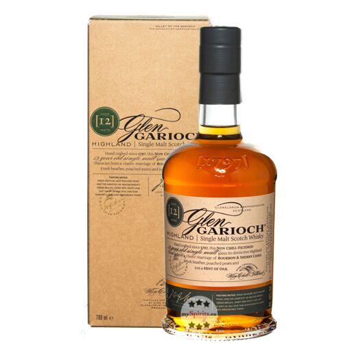 Glen Garioch Distillers Glen Garioch 12 Jahre Whisky (48 % Vol., 0,7 Liter)