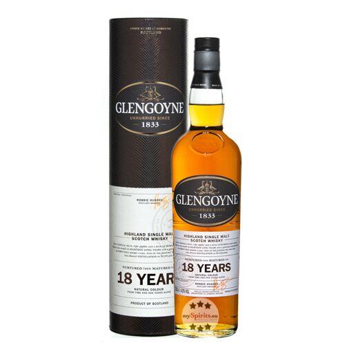 Glengoyne Distillery Glengoyne 18 Jahre Single Malt Whisky (43 % Vol., 0,7 Liter)