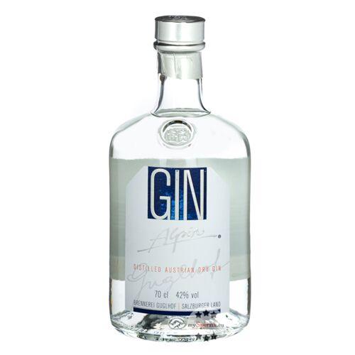 Brennerei Guglhof Guglhof Gin Alpin (42 % vol., 0,7 Liter)