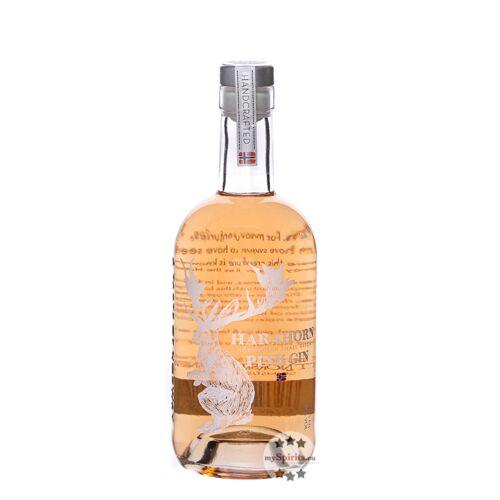 Det Norske Brenneri Harahorn Pink Gin (38 % Vol., 0,5 Liter)
