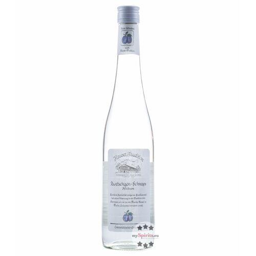 &tradition Hauser Zwetschgen Schnaps (35 % vol., 0,7 Liter)