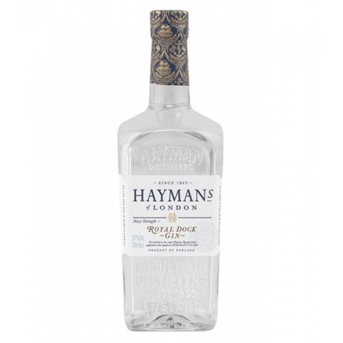 Hayman's of London Hayman's Royal Dock Gin (57 % vol., 0,7 Liter)