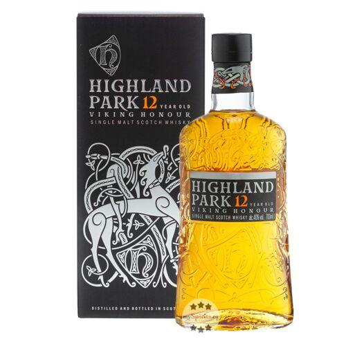 Highland Park 12 Jahre Whisky (40 % vol., 0,7 Liter)