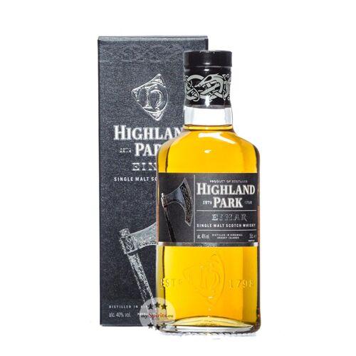 Highland Park Einar Whisky  (40 % vol., 0,35 Liter)