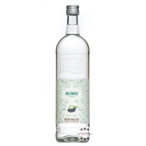 Destillerie Hochstrasser Hochstrasser Holunderschnaps (38% Vol., 1,0 Liter)