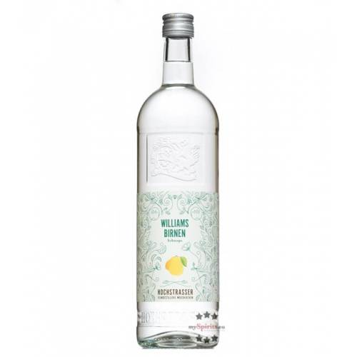 Destillerie Hochstrasser Hochstrasser Williams Birnen-Schnaps (38% Vol., 1,0 Liter)