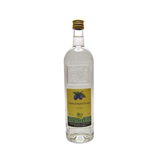 Destillerie Hochstrasser Hochstrasser Zwetschkenschnaps (38% Vol., 1,0 Liter)