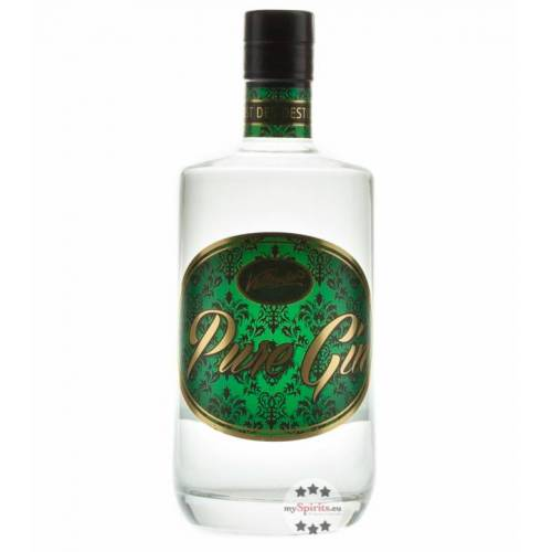 Brennerei Hubertus Vallendar Vallendar Pure Gin (40 % vol., 0,5 Liter)