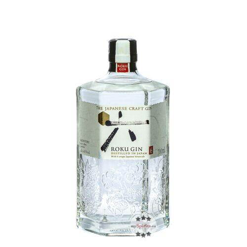 Suntory Whisky Roku Gin (43 % Vol., 0,7 Liter)