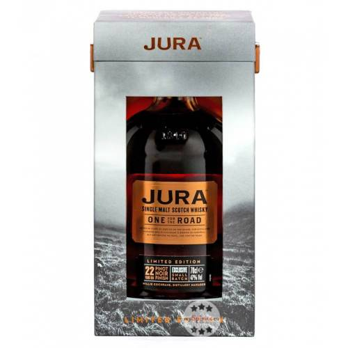 Jura One for the Road 22 Jahre Whisky (47 % Vol., 0,7 Liter)