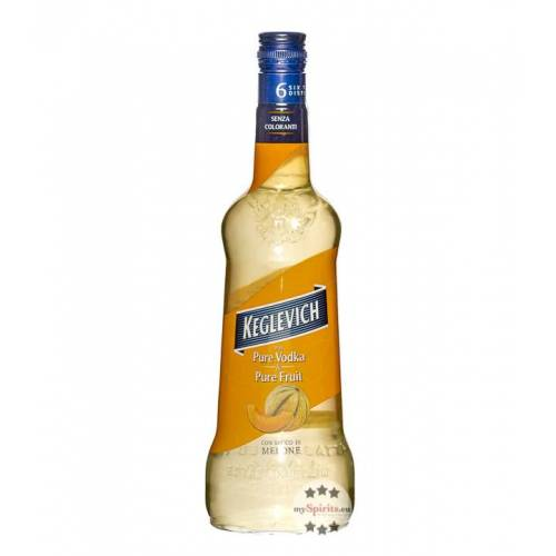 Keglevich Melone Melonenlikör mit Vodka (18 % Vol., 0,7 Liter)