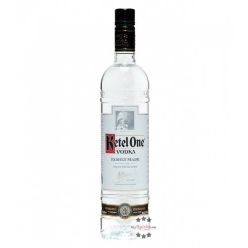 Ketel One Vodka (40 % vol., 0,7 Liter)