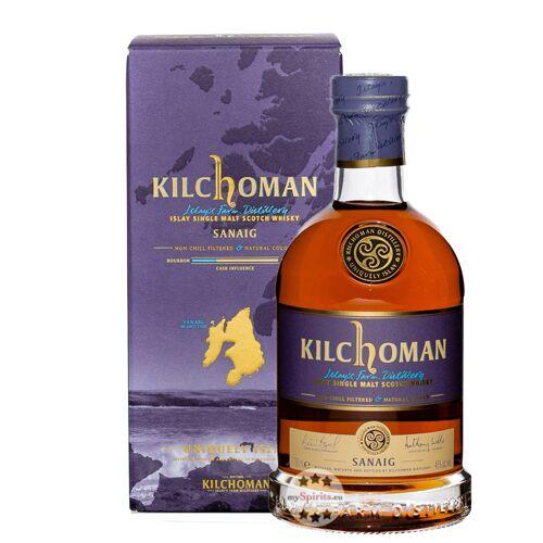 Kilchoman Distillery Kilchoman Sanaig Islay Whisky (46 % Vol., 0,7 Liter)