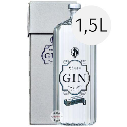 Bergbrennerei Löwen Löwen Dry Gin 1,5l (40 % vol., 1,5 Liter)