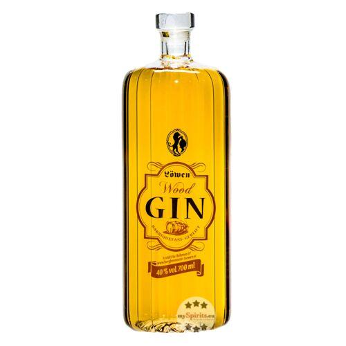Bergbrennerei Löwen Löwen Wood Gin (40 % vol., 0,7 Liter)