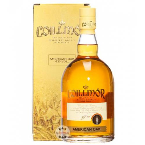 Spezialitäten-Brennerei & Whisky Destillerie Liebl Liebl Coillmor American Oak Whisky (43 % Vol., 0,7 Liter)