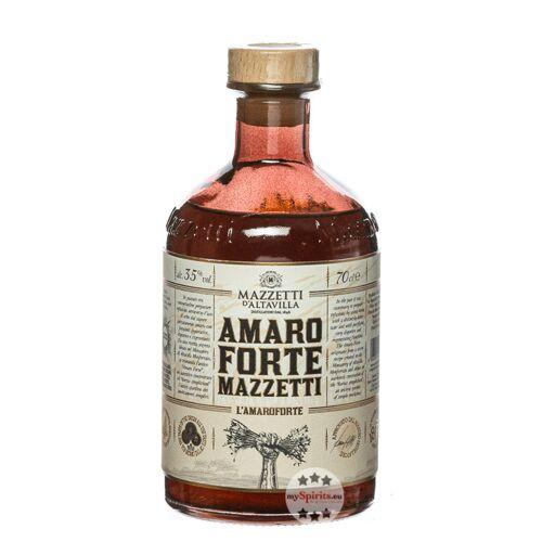 Mazzetti d'Altavilla Mazzetti Amaro Forte (35 % Vol., 0,7 Liter)