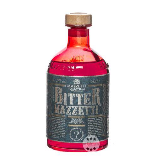 Mazzetti d'Altavilla Mazzetti Bitter Liquore Aperitivo (25 % Vol., 0,7 Liter)