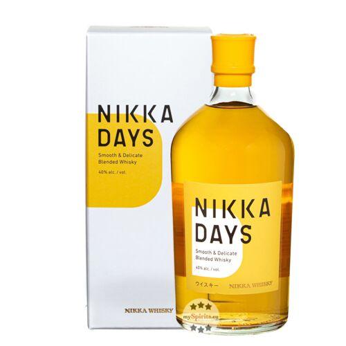 The Nikka Whisky Distilling Co. Nikka Days Blended Whisky (40 % Vol., 0,7 Liter)