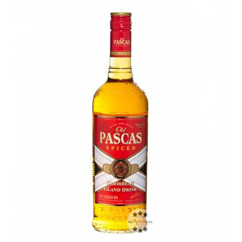 Old Pascas Spiced (35 % Vol., 0,7 Liter)