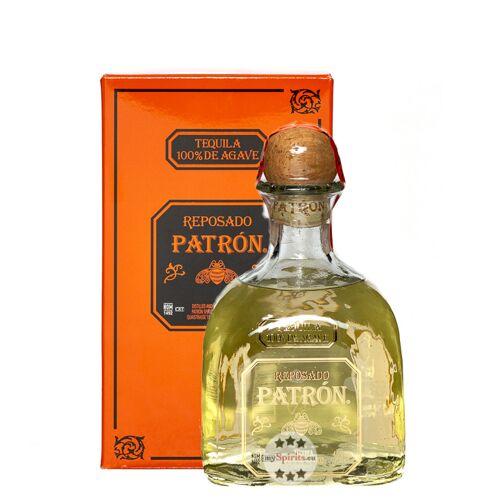 Tequila Patrón Patron Reposado Tequila (40 % Vol., 0,7 Liter)