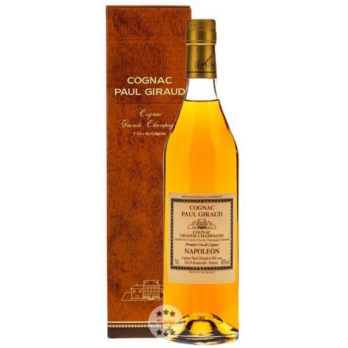Cognac Paul Giraud Paul Giraud Napoléon Cognac (40 % Vol., 0,7 Liter)