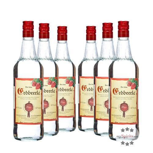 Fein Prinz Erdbeerla / 34% Vol. - 6 Flaschen (34% Vol., 1,0 Liter)