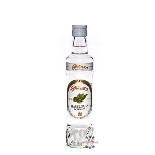 Fein Prinz Haselnuss-Schnaps  (40 % Vol., 0,35 Liter)