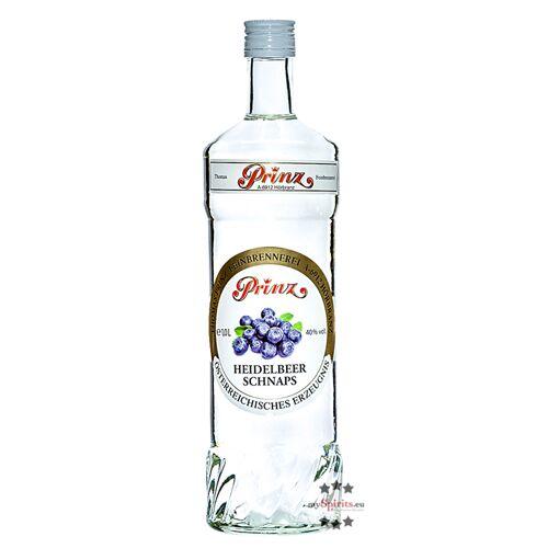Fein Prinz Heidelbeer-Schnaps (40 % Vol., 1,0 Liter)