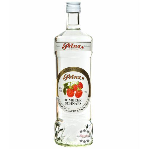 Fein Prinz Himbeer-Schnaps (40% Vol., 1,0 Liter)