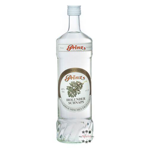 Fein Prinz Holunder Schnaps (40% Vol., 1,0 Liter)