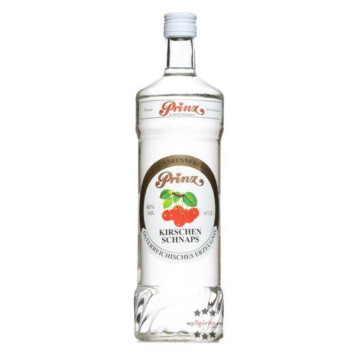 Fein Prinz Kirschen-Schnaps (40% Vol., 1,0 Liter)