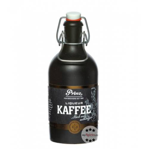 Fein Prinz Nobilant Kaffee Liqueur (37,7% Vol., 0,5 Liter)