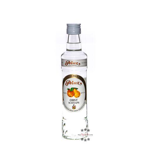 Fein Prinz Obstschnaps 40 %  (40 % Vol., 0,35 Liter)