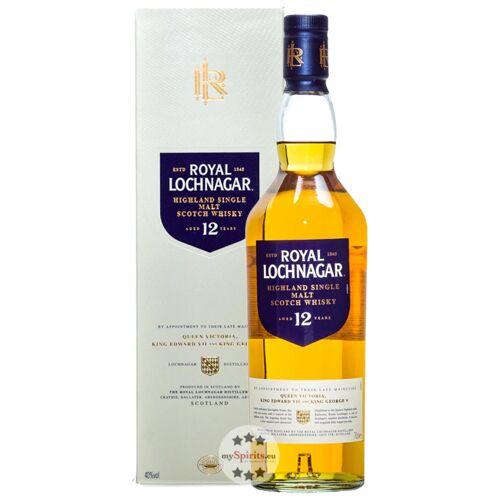 Royal Lochnagar Distillery Royal Lochnagar 12 Jahre Whisky (40 % vol., 0,7 Liter)