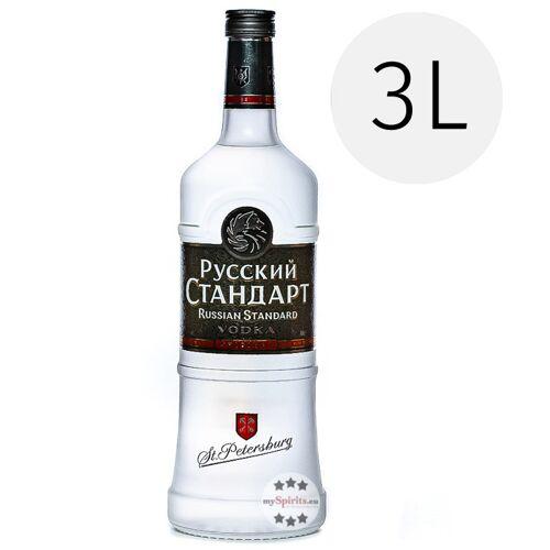 Russian Standard Vodka Russian Standard Original Vodka 3L (40 % vol., 3,0 Liter)
