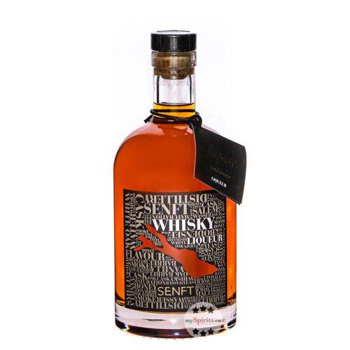 Senft Destillerie Senft Whisky Likör (28 % Vol., 0,7 Liter)