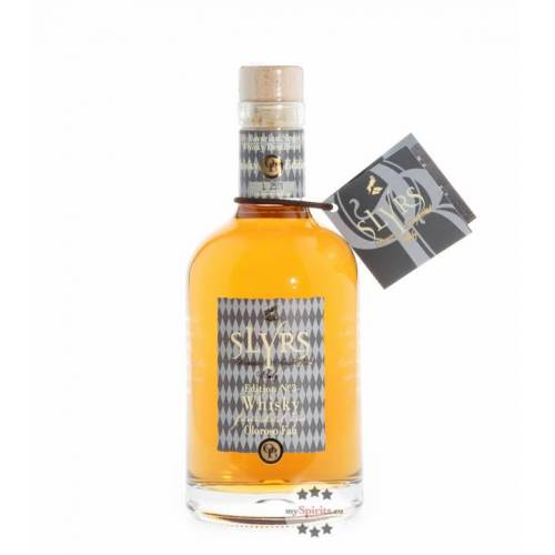 SLYRS Destillerie Slyrs Oloroso Fass Whisky  (46 % vol., 0,35 Liter)