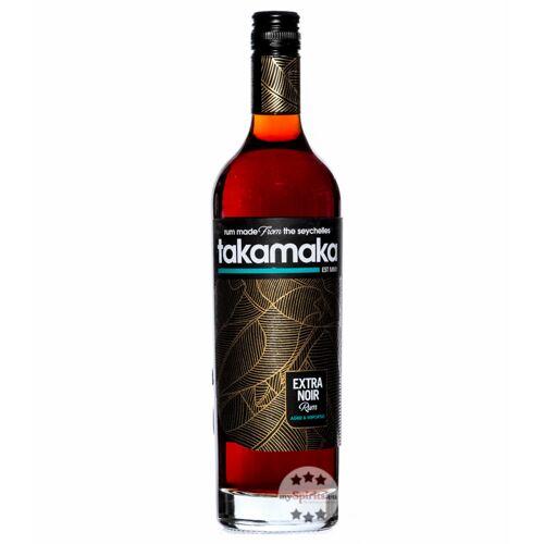 Takamaka Rum Takamaka Extra Noir Rum (38 % vol., 0,7 Liter)