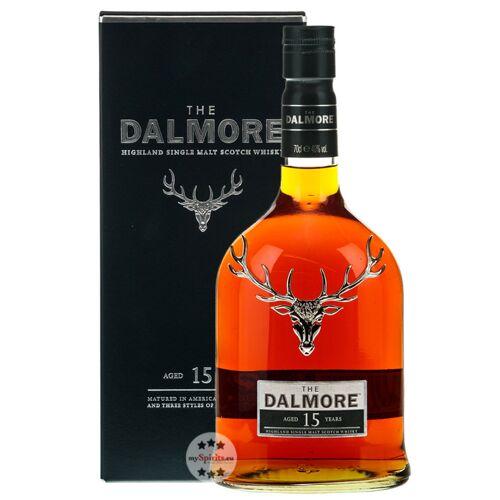 The Dalmore Dalmore 15 Jahre Highland Whisky (40 % vol., 0,7 Liter)