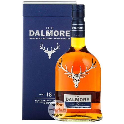 The Dalmore Dalmore 18 Jahre Highland Whisky (43 % vol., 0,7 Liter)