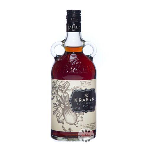 The Kraken Kraken Black Spiced (40 % vol., 0,7 Liter)