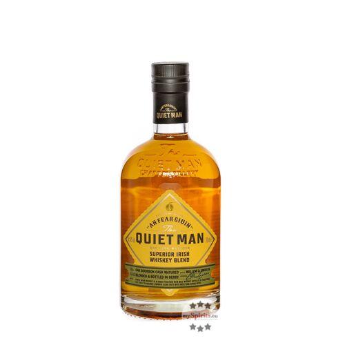 The Quiet Man Whiskey Quiet Man Superior Irish Whiskey Blend (40 % Vol., 0,7 Liter)