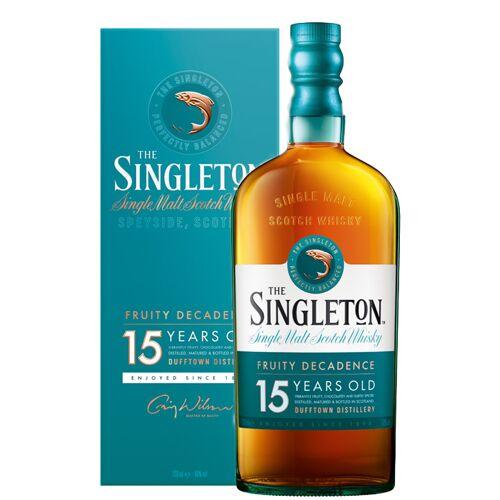 The Singleton of Dufftown Singleton of Dufftown 15 Jahre Single Malt Scotch Whisky (40 % vol., 0,7 Liter)
