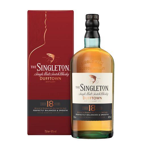 The Singleton of Dufftown Singleton of Dufftown 18 Jahre Single Malt Scotch Whisky (40 % vol., 0,7 Liter)