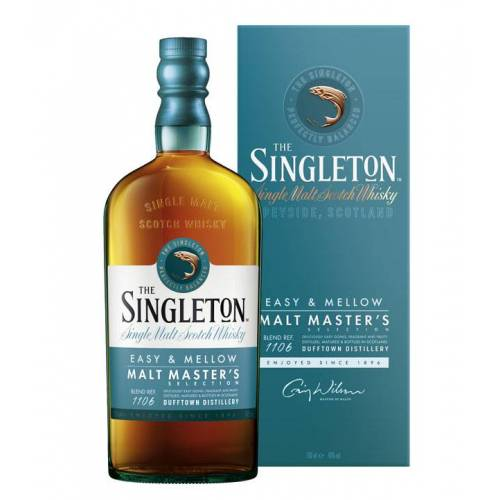 The Singleton of Dufftown Singleton of Dufftown Malt Master's Selection Whisky (40 % Vol., 0,7 Liter)