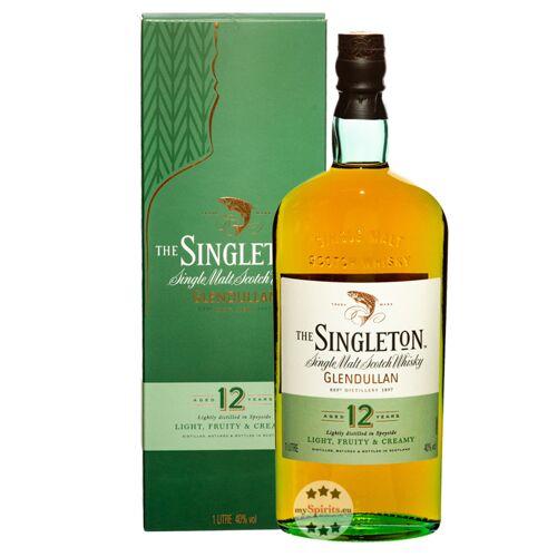The Singleton of Glendullan 12 Jahre Whisky (40 % Vol., 1,0 Liter)
