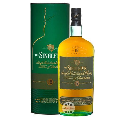 The Singleton of Glendullan 18 Jahre Whisky (40 % Vol., 1,0 Liter)